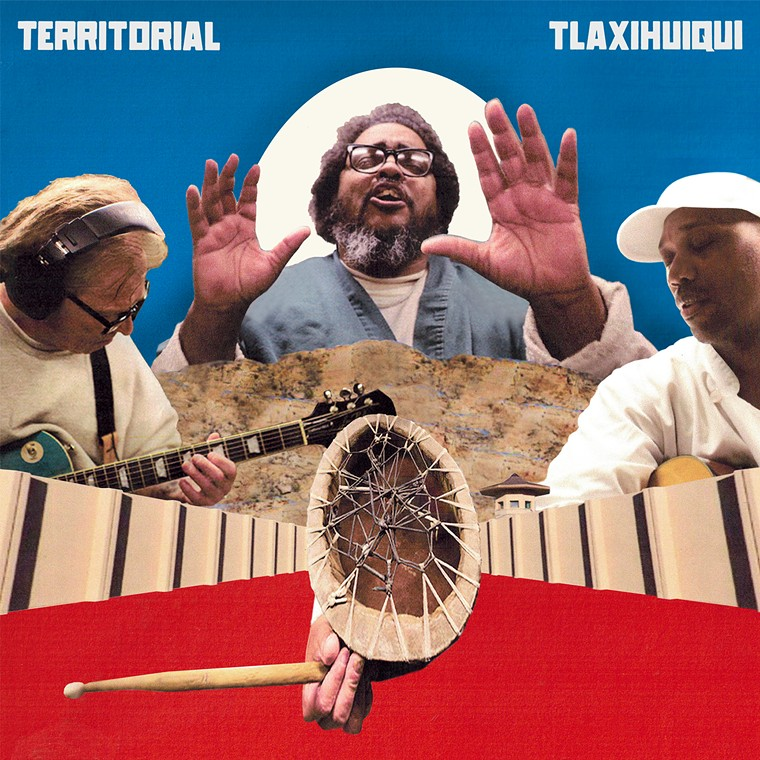 The album cover for Die Jim Crow's new album, Tlaxihuiqui. - COURTESY OF DIE JIM CROW RECORDS