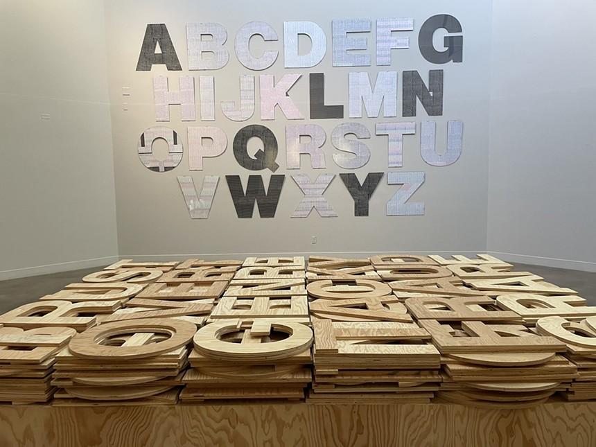 See Roland Bernier's work at the Arvada Center. - ROBERT DELANEY
