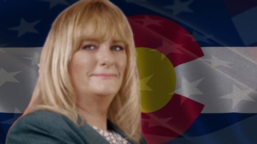 A Colorado-centric photo of Juli Henry. - VOTEJULIHENRYFORCOLORADO.COM