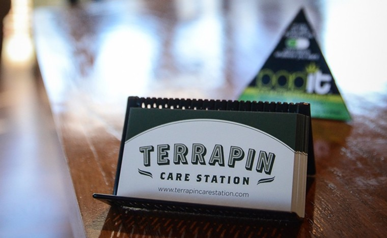 Terrapin Care Station believes competing dispensary owners are gaming the system in a  Broomfield licensing lottery. - KEN HAMBLIN
