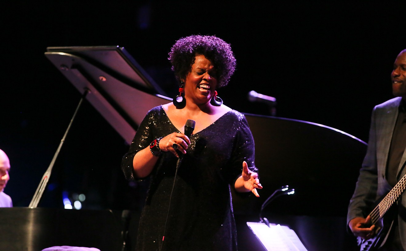 Dianne Reeves will perform with the Colorado Symphony.