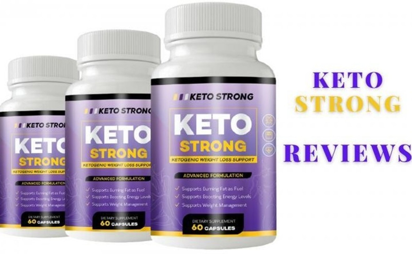 Keto Strong Reviews - Is It Worth the Money? Scam or Legit?   Paid Content    Cleveland   Cleveland Scene