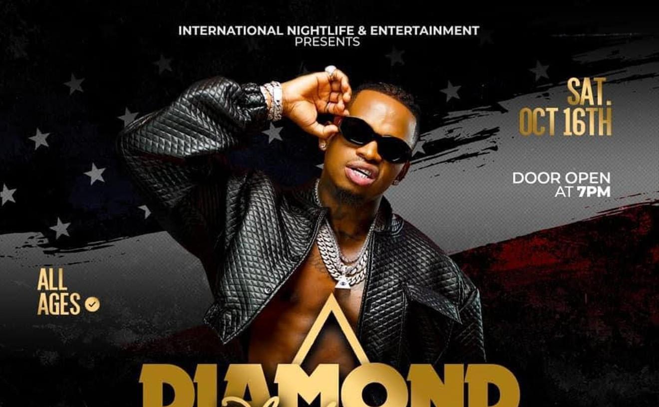 Diamond Platnumz Live in Denver
