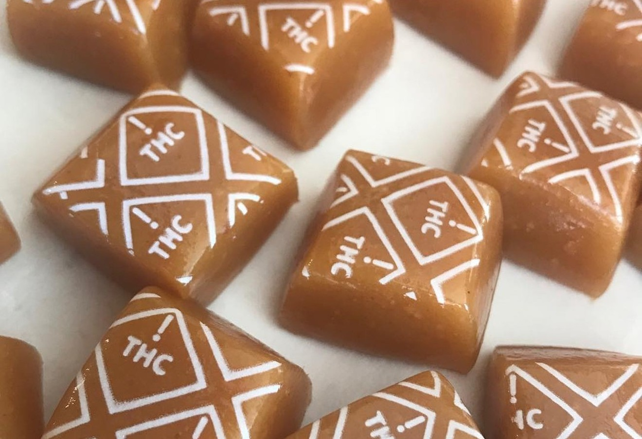 Caramels are an easy choice during the fall, and there are plenty of options at dispensaries.