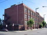 A former General Electric Building will transform into Lampwork Lofts.