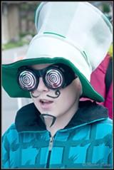FLETCHER OAKES - A Silly Parade participant.