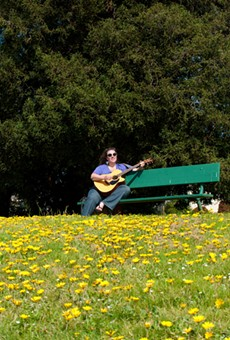 A staycation at Lake Merritt means you can bring your guitar.