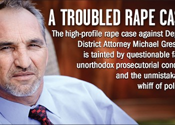 A Troubled Rape Case