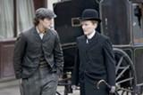 Aaron Johnson and Glenn Close star in Albert Nobbs