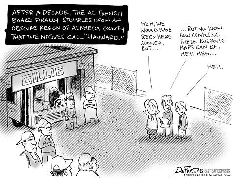 AC Transit Buys Local
