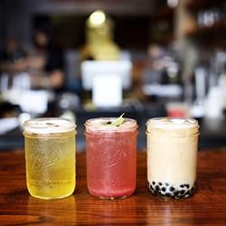 Adventures in alcoholic tea. - ASHA TEA HOUSE