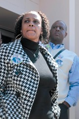 ALI WINSTON - Alan Blueford's parents, Jeralynn and Adam Blueford, say they've been stonewalled in getting information about their son's death.
