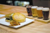 SHELLY MUNFORD - Albany Taproom is like a family-friendlier Beer Revolution.