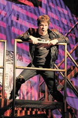 KEVINBERNE.COM - American Idiot isn't the strongest story, but the production is fantastic.