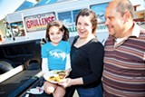 SONYA REVELL - Among the area's many taco trucks, Tacos Mi Grullense stands out.