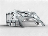 COURTESY OF DAVID GRIESHABER - An artistic rendering of the Bay Bridge House proposal.
