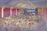 COURTESY OF BERKELEY MUSIC GROUP - An artist's rendering of the future UC Theatre.