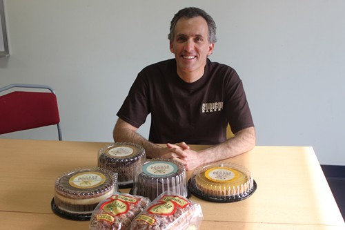 Andrew Stoloff bought Rubicon Bakery three years ago.