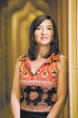 MARK ESTES - Anita Amirrezvani.