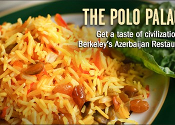 Azerbaijan Restaurant is a Polo Palace