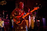 MAX LOPEZ - Baba Ken Okulolo started the West African Highlife Band because of David Nadel.