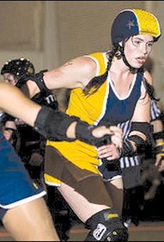 B.A.D. Girls' Demolition Derby