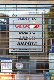 BART may be headed for another strike.