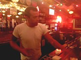 ELLEN CUSHING - Bartender Adam says the regulars are extraordinarily friendly.