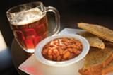 CHRIS DUFFEY - Beans on toast is a British pub classic.