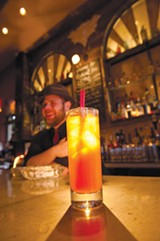 MARK MADEO - Beer adds a lightness and silkiness to cocktails without watering them down.