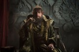 Ben Kingsley stars as the frothing mock-Arab The Mandarin in Iron Man 3.