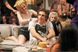 Ben Stiller stars as semi-employed carpenter Roger Greenberg in Greenberg.