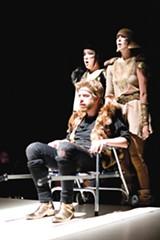 JESSICA PALOPOLI - Beowulf.