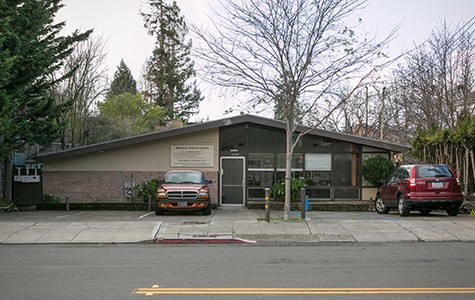 Berkeley Health Clinic last month before its closure. - BERT JOHNSON / FILE PHOTO