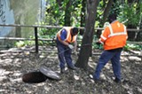 JUDITH SCHERR - Berkeley's sewer fund will run out of money in a few years.