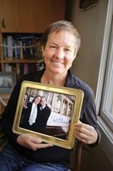 CHRIS DUFFEY - Best Gay and Lesbian Wedding Planner: Karen Hester.