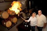 CHRIS DUFFEY - Best Wine for a Barbecue: Urban Legend Cellars.
