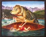 """""""Big Mouth"""" by Julie Alvarado"""
