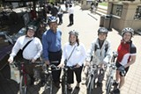 TIM WAGNER - Bike to Work Day.