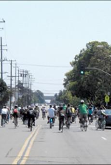 Bikes 4 Life's Revolution Ride