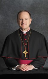 COURTESY OF DIOCESE OF OAKLAND - Bishop Michael Barber.