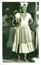 BLANCHE BROWN ARCHIVAL COLLECTION - Blanche Brown, Bay Area Dance Pioneer in Haitian Traditions