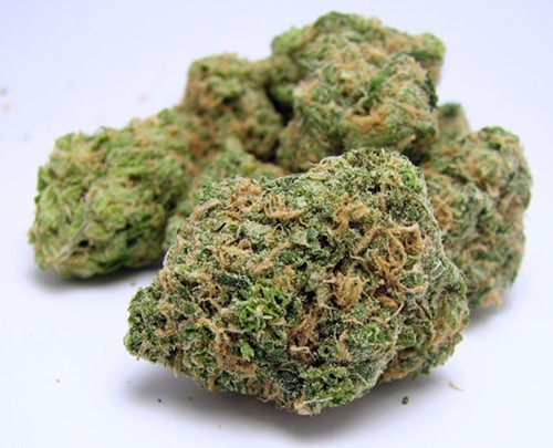Blue Dream, on sale at The Green Door