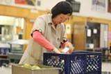 MOMO CHANG - Bo Chee Kwong runs the cafeteria at New Highland and RISE.