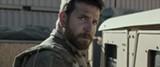 Bradley Cooper stars in the Iraq War story American Sniper.