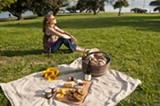 MARK MADEO - Bread, cheese, meat, and jam: recipe for a kick-ass picnic.