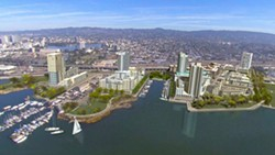 Brooklyn Basin rendering.
