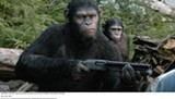Caesar (Andy Serkis) is the wise leader of the ape nation in Dawn of the Planet of the Apes.