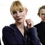 Cate Blanchett and Judi Dench in a dreary, gray London - funk.