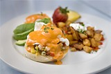 CHRIS DUFFEY - Ceviche Benedict, a skeptic's antidote.